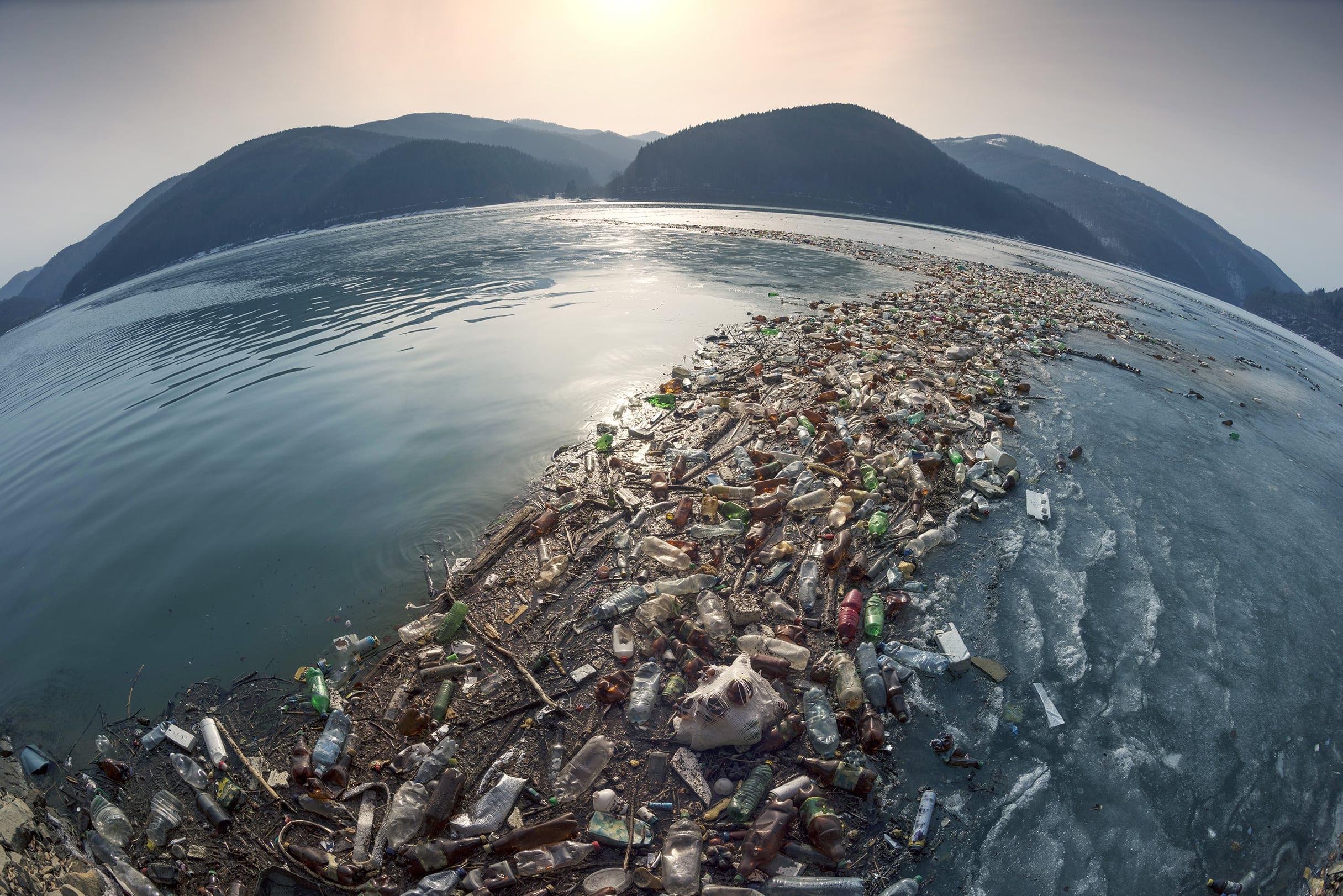 Ocean Plastic Accumulation