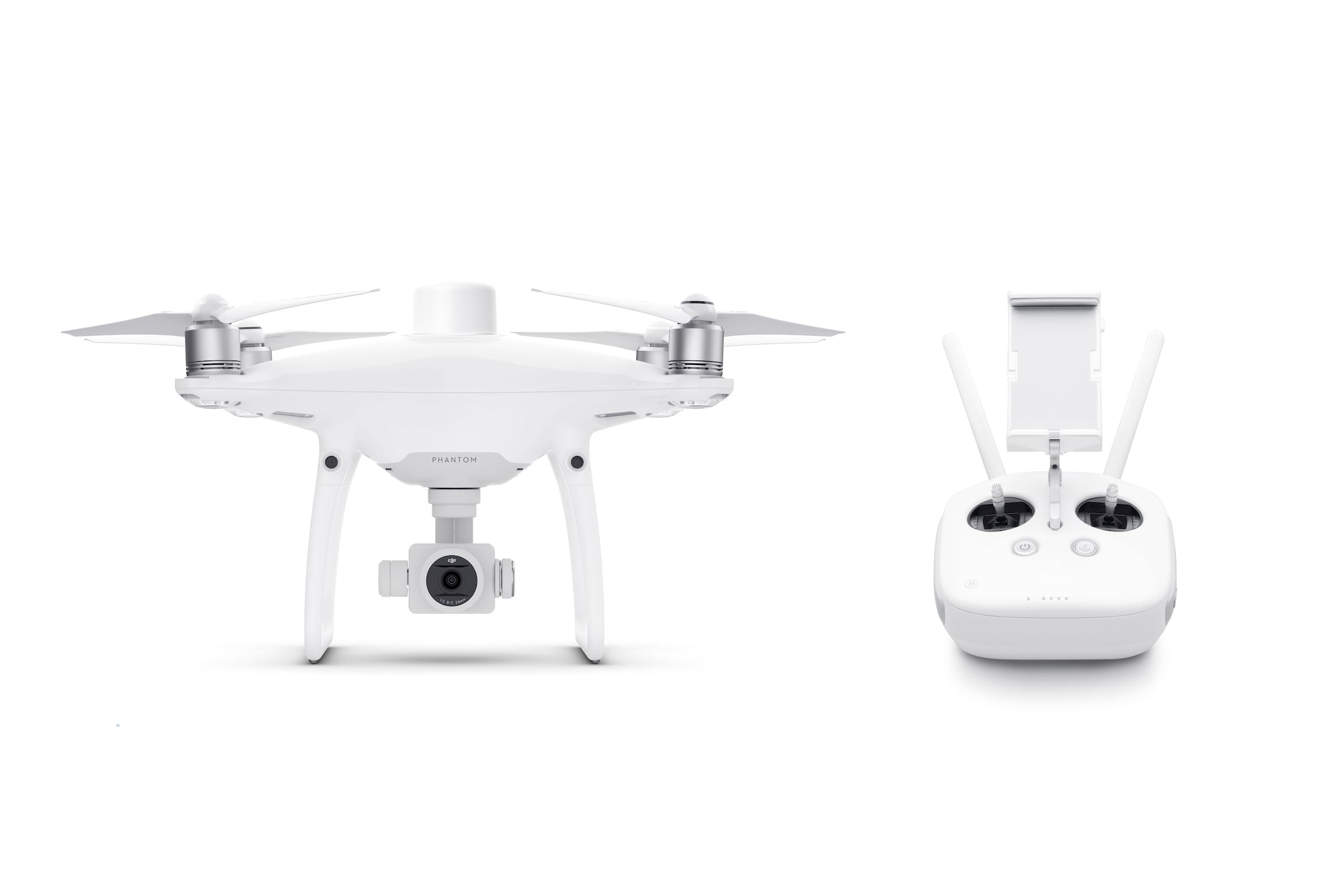 DJI Phantom 4 RTK Drone and SDK Controller