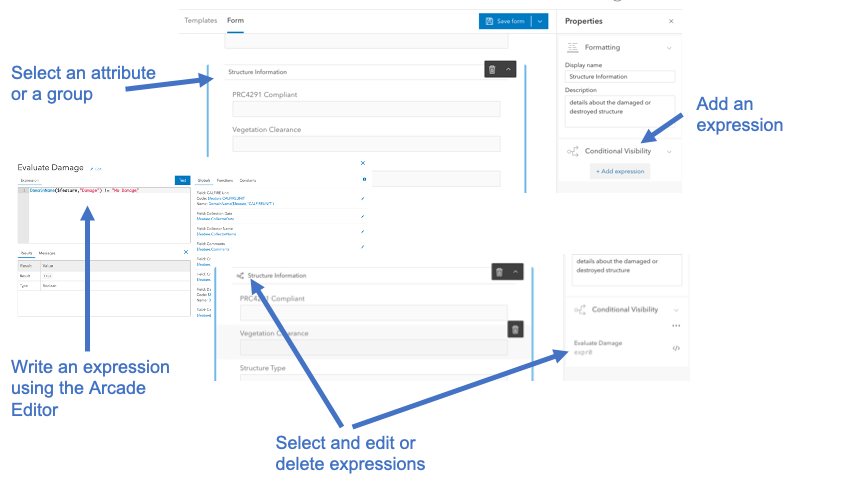 Smart forms improve the way you edit data