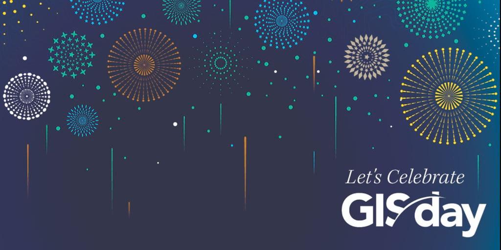 GIS Day Backgrounds on GISDay.com
