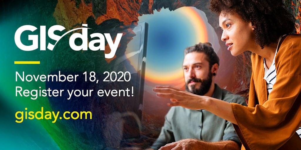 Register for GIS Day