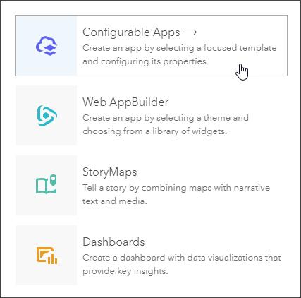 Configurable Apps