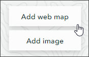 Add web map