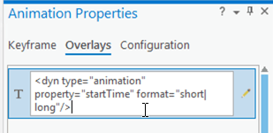 Edit Overlay