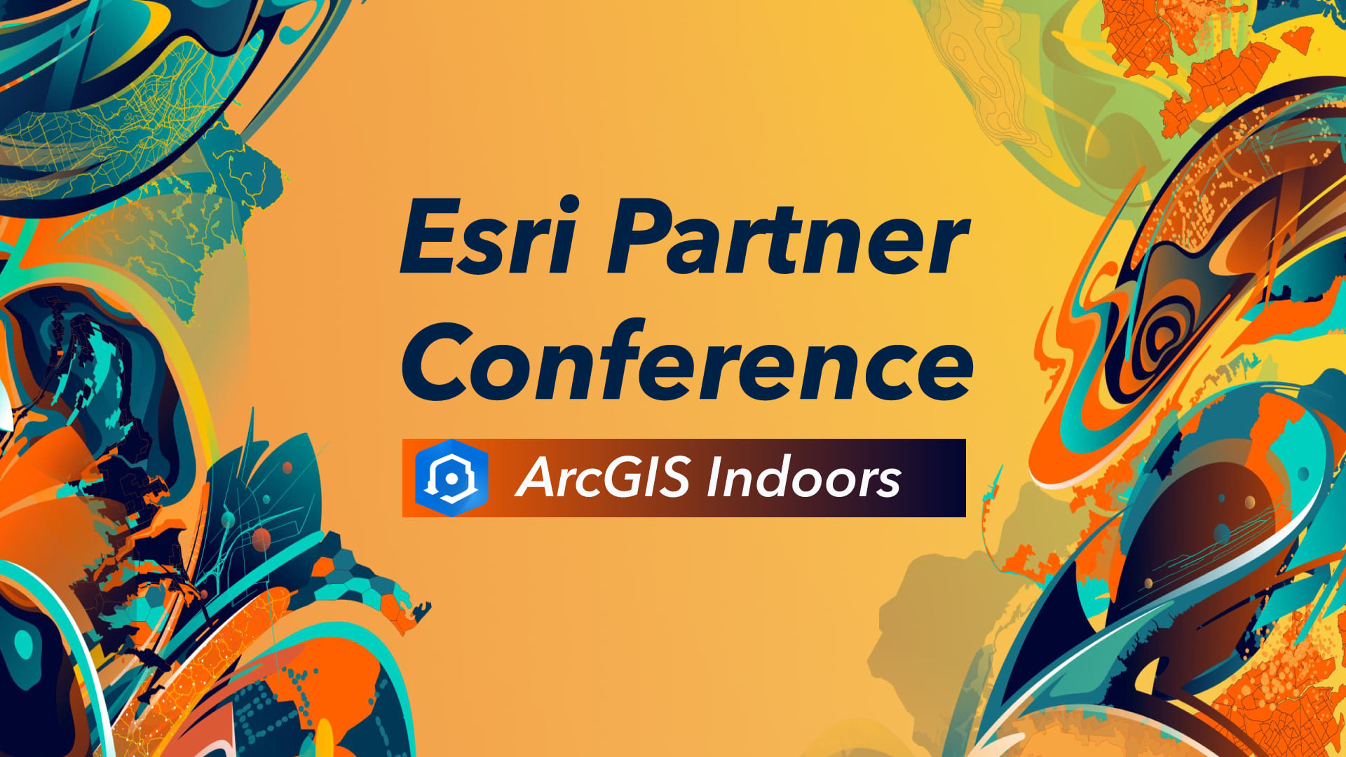 ArcGIS Indoors at 2021 Esri Partner Conference banner