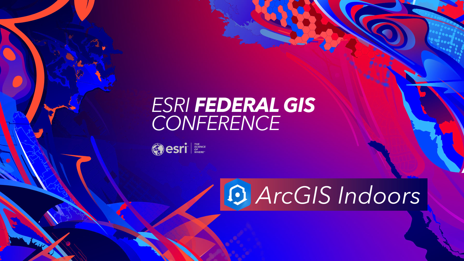 ArcGIS Indoors at 2021 FedGIS Conference