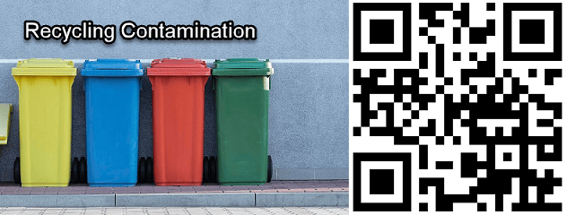 Recycling Contamination template