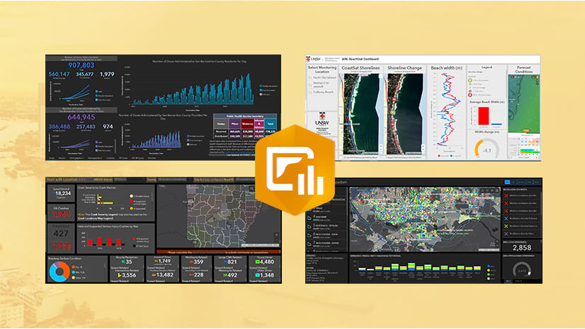 New ArcGIS Dashboards is Out of Beta