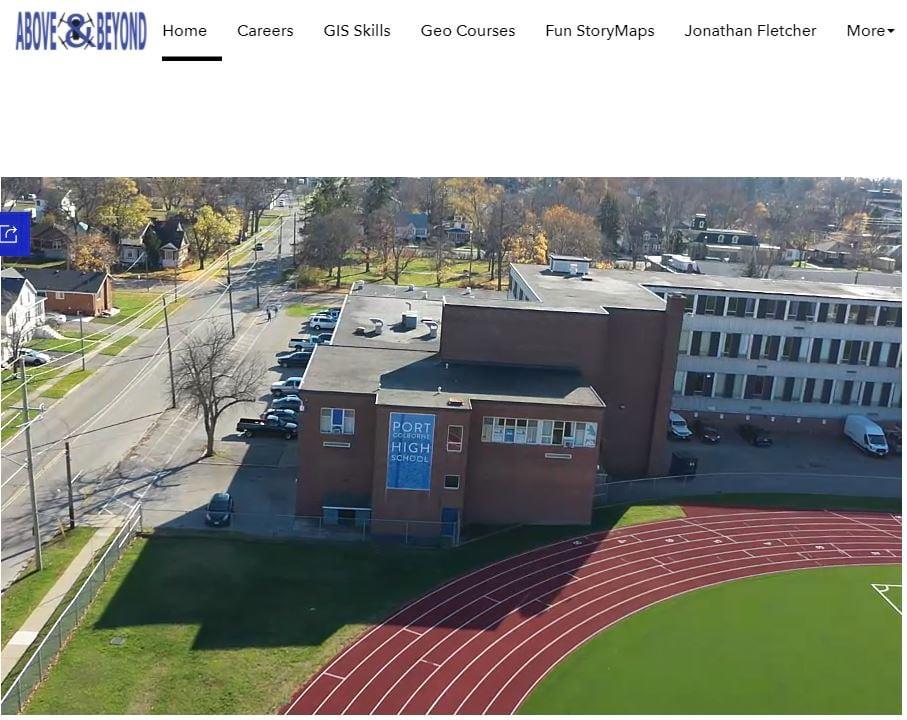 Port Colborne High School Hub Site