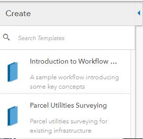 Workflow Manager Create Job Survey123