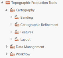 Topographic Production tools