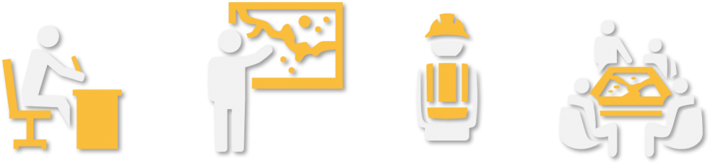 Workers Icons