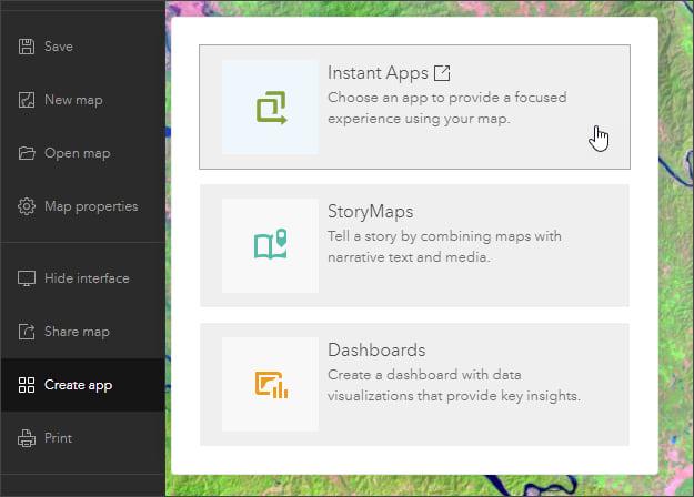 Open Instant Apps gallery
