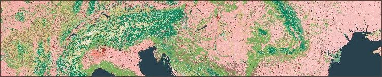Global land cover