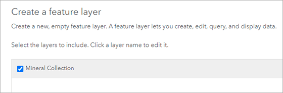 name a point layer