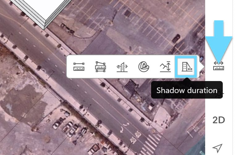 shadow duration