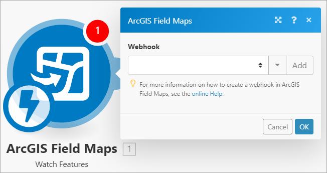Field Maps trigger module