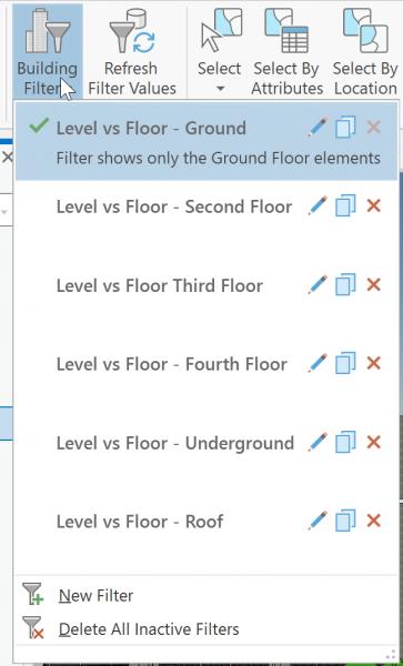 Filter Floors