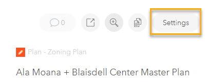 Public Plan Settings