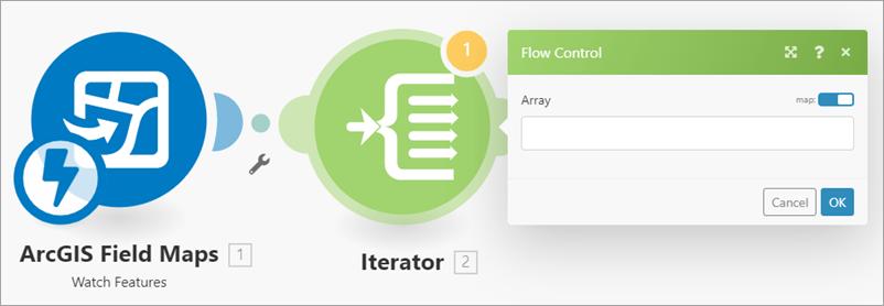 Add Iterator module