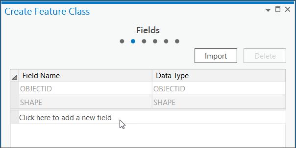 Add new field