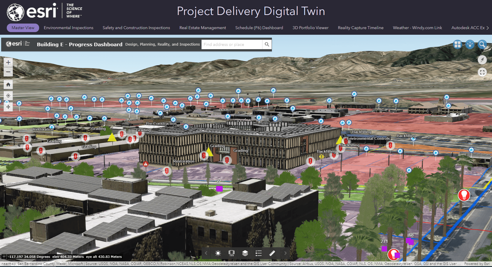 Project Delivery Digital Twin