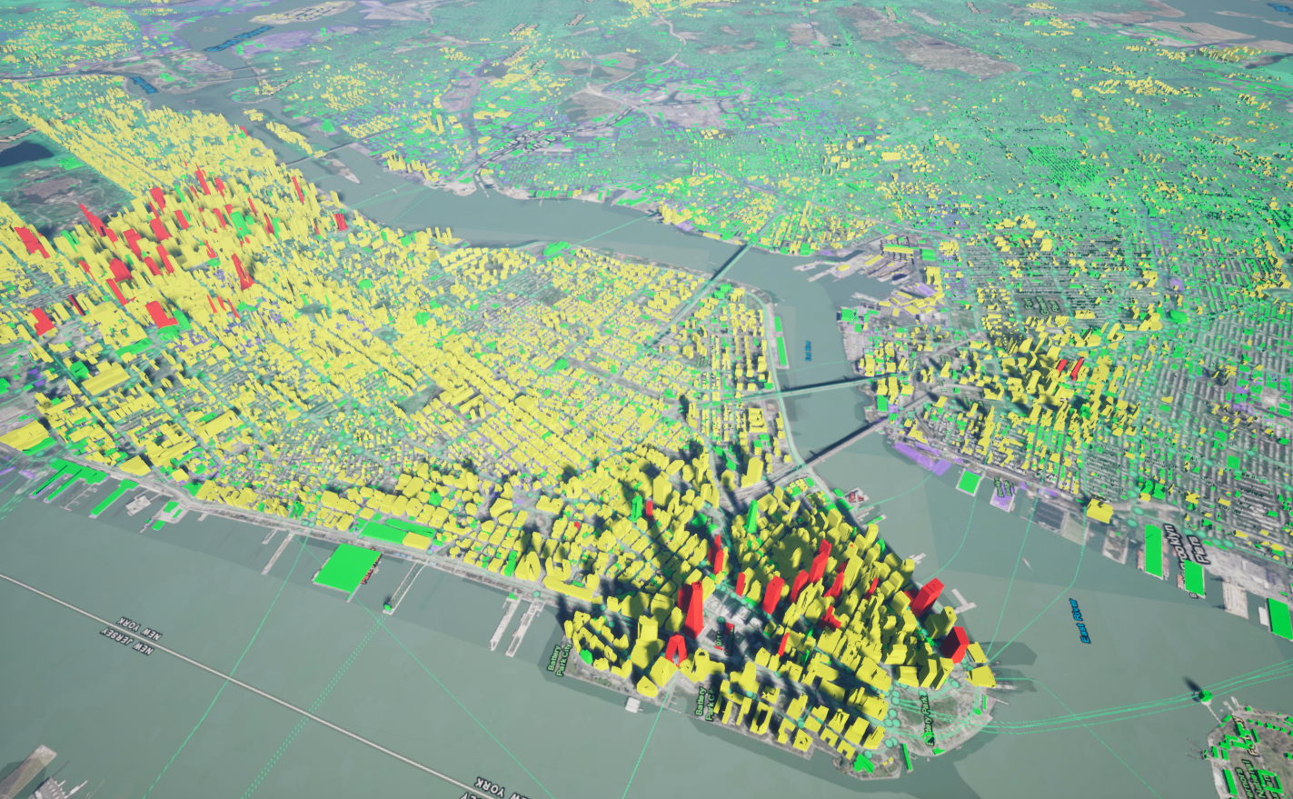 arcgis maps sdk for game engines