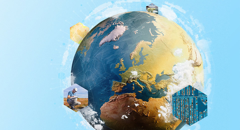 Another instance of the handsome stock art globe.