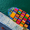 Navigating to a world class port with GIS
