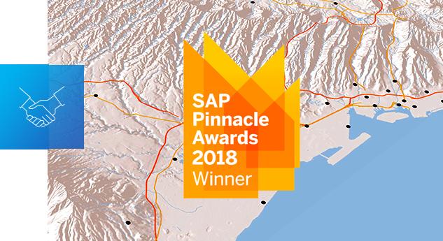 SAP HANA & Esri | Location Intelligence to Transform Your ... Sap Map on qualcomm map, sql map, california republic map, great plains map, project management map, java map, purple map,