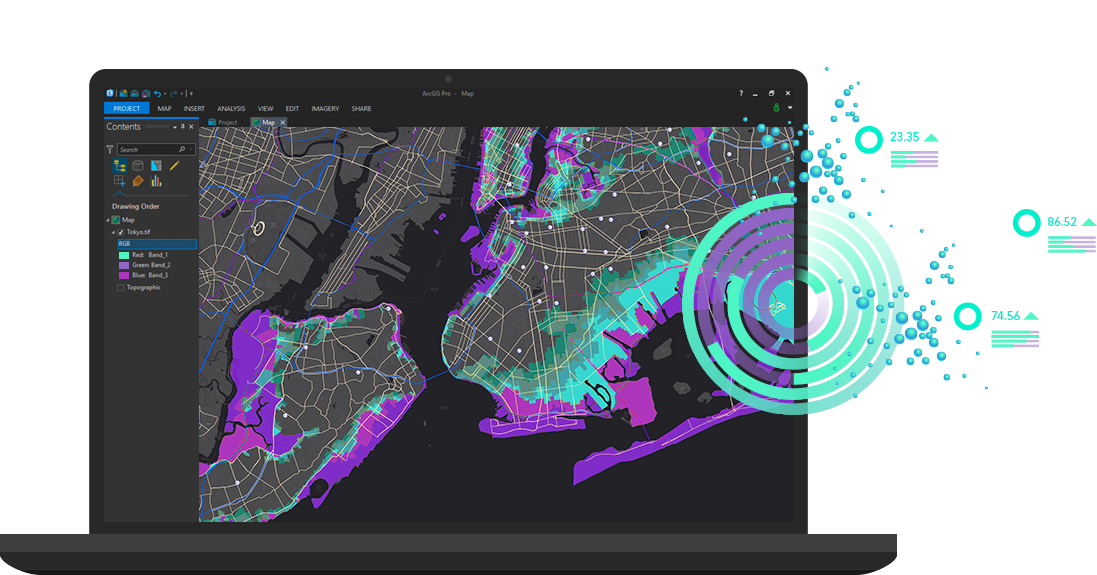 About ArcGIS | Mapping & Analytics Platform