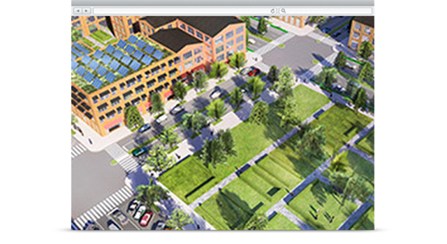 ArcGIS CityEngine improves planning, design, and development