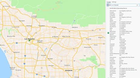 Geocode Finder