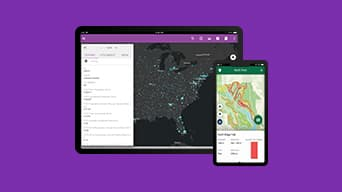 With AppStudio for ArcGIS, users can build native apps for any device.
