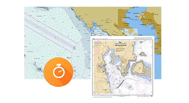ArcGIS for Maritime: Charting | Accelerate Nautical Chart