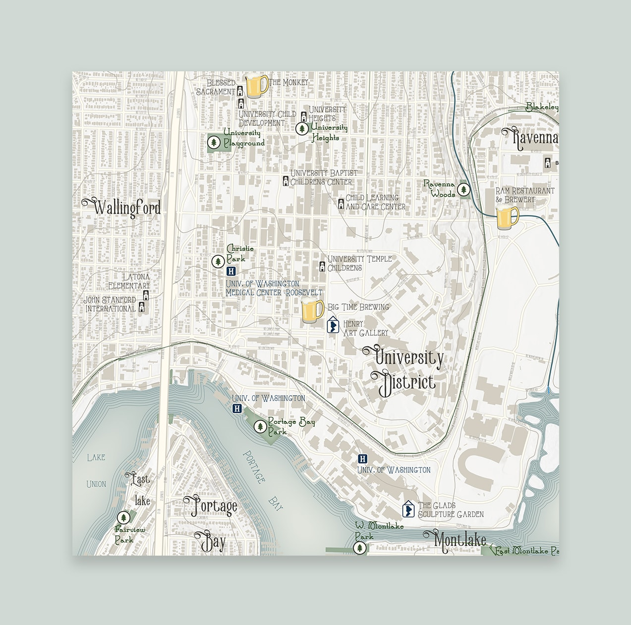 ArcGIS Maps for Adobe Creative Cloud | Design with Data