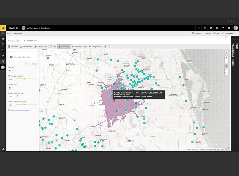 ArcGIS Maps for Microsoft Power BI | Boost Your Map
