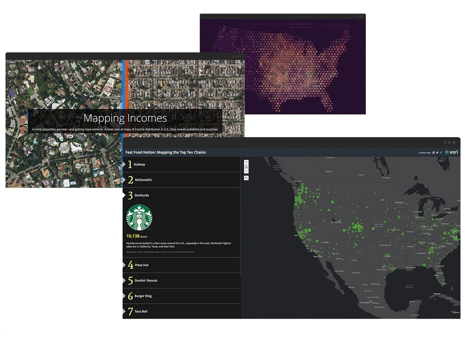 ArcGIS Business Analyst Web & Mobile Apps
