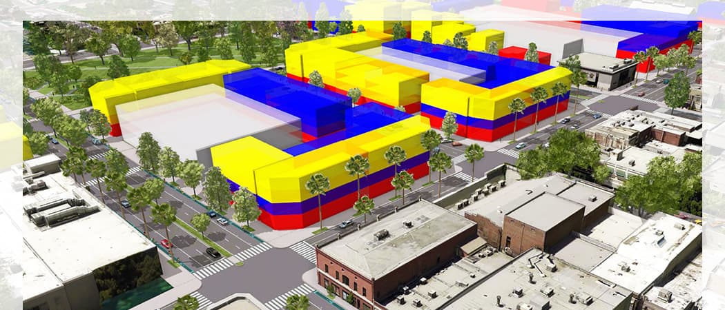 Build with 3D City Modeling Tools | Esri CityEngine Features