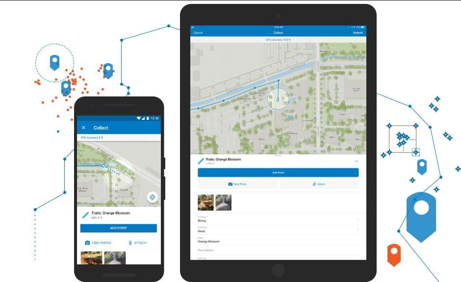 What Esri's Next-Generation Collector App Means for Trimble