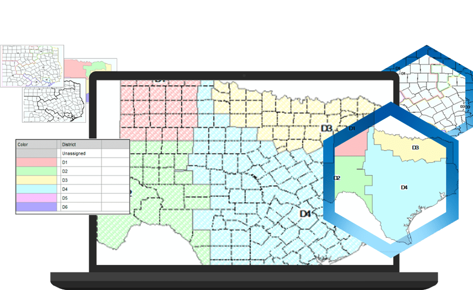 Districting for ArcGIS | A free extension for ArcMap/ArcCatalog