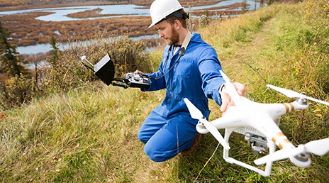 Use Drone2Map for water utilities as a safeguard