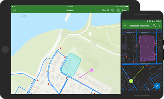 Explorer for ArcGIS | Mobile Map App for iOS and Android