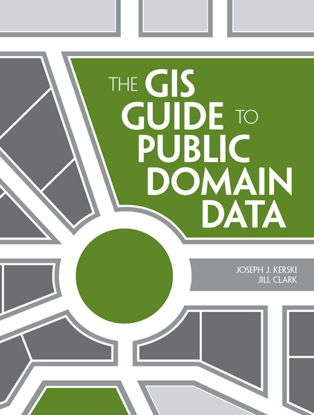 The GIS Guide to Public Domain Data Cover