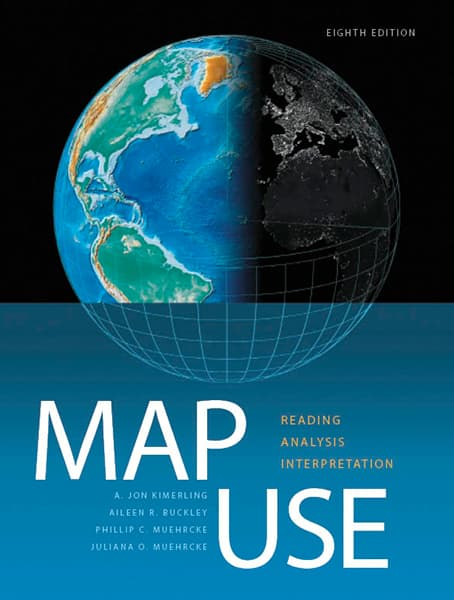 Map Use: Reading, Analysis, Interpretation Cover