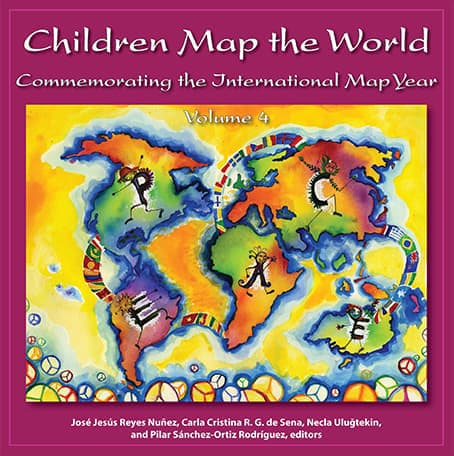 Children Map the World: Commemorating the International Map Year, Volume 4 Cover