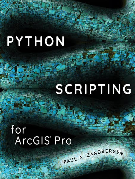 Python Scripting for ArcGIS Pro Cover
