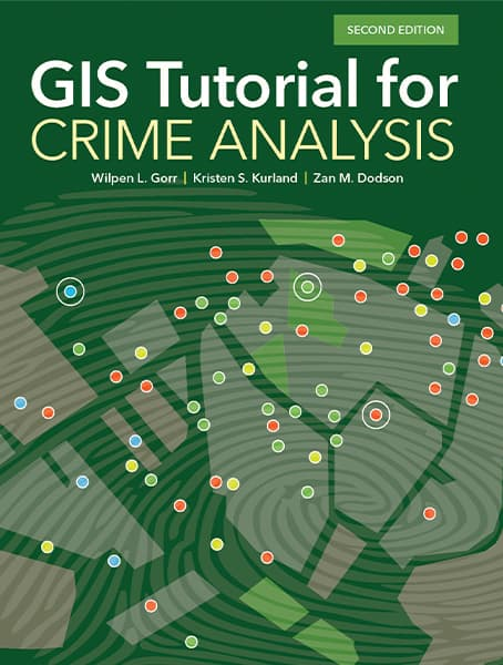 GIS Tutorial for Crime Analysis, second edition Cover