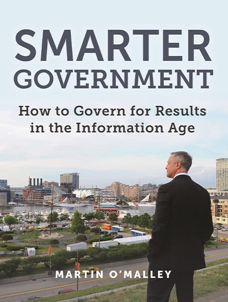 Smarter Government: How to Govern for Results in the Information Age Cover