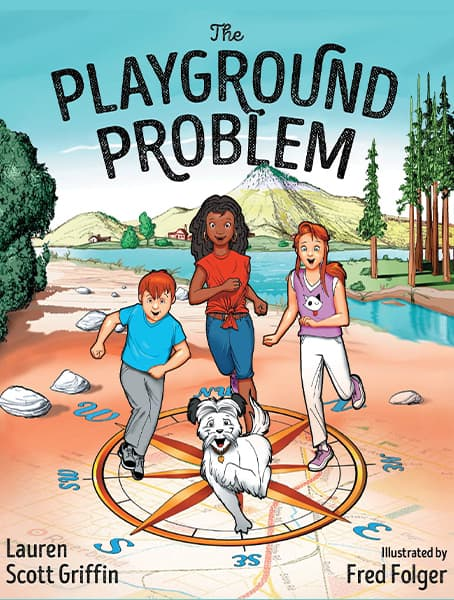 The Playground Problem Cover